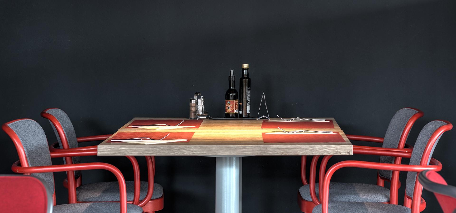 Rezervujte si svůj stůl