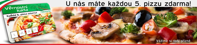 Pizza zdarma
